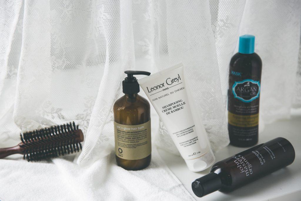 防脫髮洗頭水