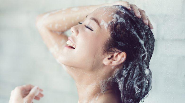 女性脫髮原因2. 清潔過度或不足