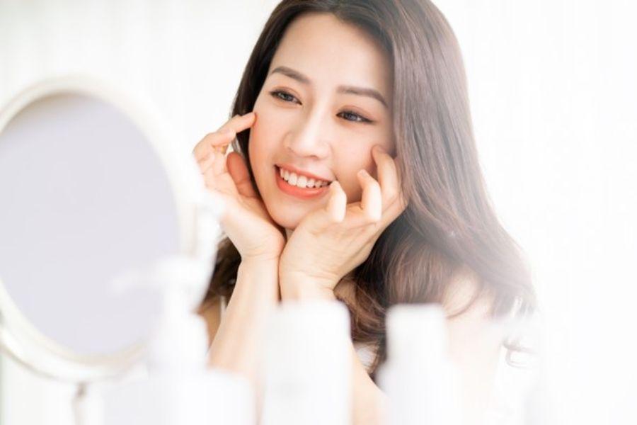 色斑成因6. 經常化妝