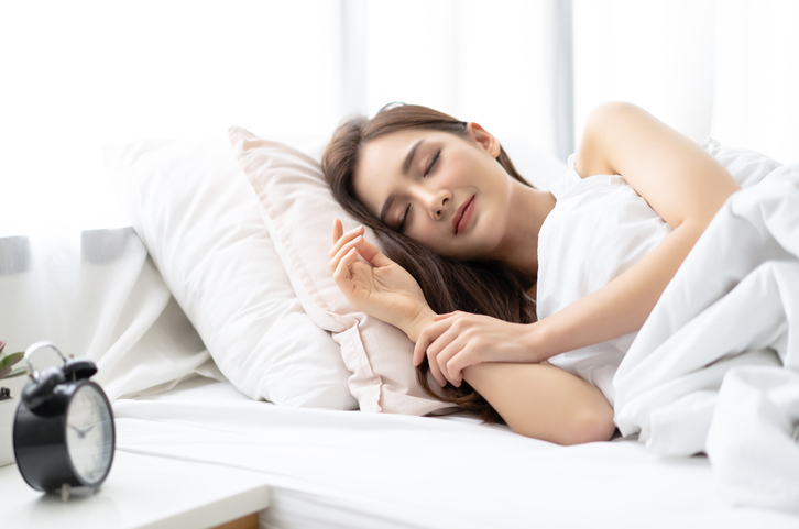 改善脂溢性脫髮方法3. 充分休息