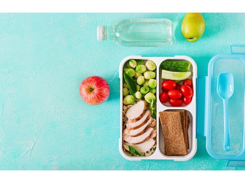 168斷食法減肥重點3. 配合「211」份量進食