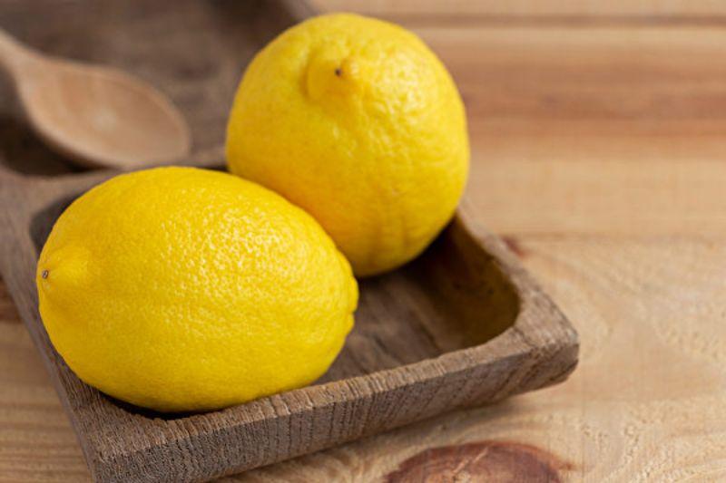 去斑食物3. 檸檬