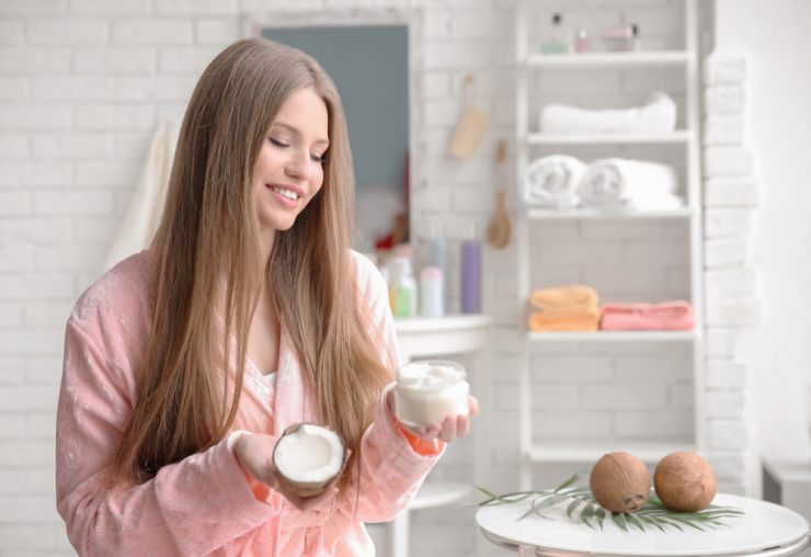 護髮產品1. 護髮膜