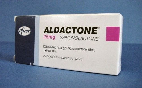 螺內酯(Spironolactone)