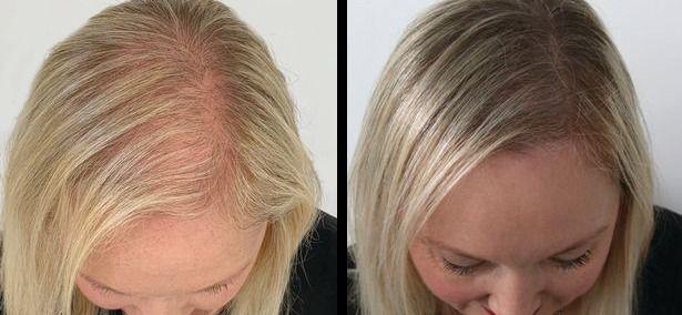 坊間紋髮技術
